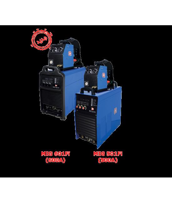 دستگاه جوش CO2 مدل های MIG 501 و  MIG601